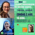 Op zondag 2 augustus 2020 staat weer een Q&A-sessie (Questions & Answers - Vragen & Antwoorden) gepland op Kathedraal TV.