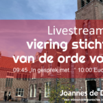 Viering Stichting SVD door Arnold Janssen