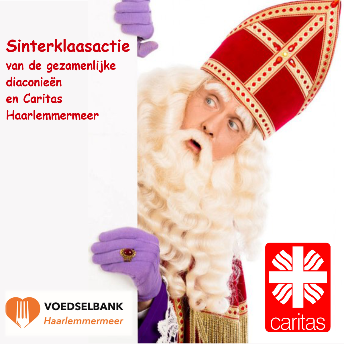 SinterklaasActoe Voedselbank
